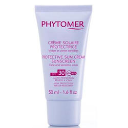 Phytomer -  Защитный крем от солнца с SPF 30 для лица и чувствительных зон Sun Solution - 50 ml (SOV158)