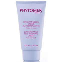 Phytomer -  Крем - автозагар для лица и тела Sun Radiance - 125 ml (SOV159)