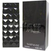 Dupont Noir pour Homme - туалетная вода - 100 ml TESTER