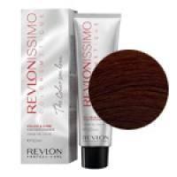 Краска для волос Revlon Professional Revlonissimo Colorsmetique №6.4 Dark Copper Blonde/Темный блондин медный - 60 ml