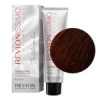 Краска для волос Revlon Professional Revlonissimo Colorsmetique №66.40 Intense Copper/Темный блондин насыщенный медный - 60 ml