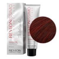 Краска для волос Revlon Professional Revlonissimo Colorsmetique №66.60 Intense Red/Темный блондин насыщенный красный - 60 ml