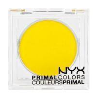 NYX - Пигмент для лица и тела Primal Colors №05 Hot Yellow - 3g (PC05)