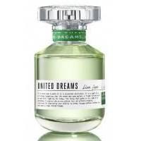 Benetton United Dreams Live Free - туалетная вода - 80 ml TESTER