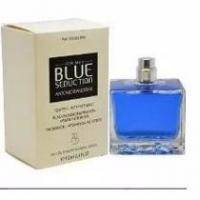 Antonio Banderas Electric Blue Seduction Men - туалетная вода - 100 ml TESTER
