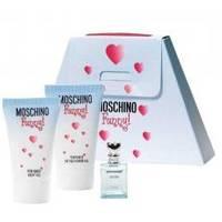 Moschino Funny -  Набор (туалетная вода 50 + лосьон-молочко для тела 100 + гель для душа 100)