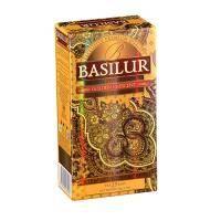 Basilur - Чай черный Золотой месяц Коллекция Восточная - картонная коробка - 25х2g (70851-00)