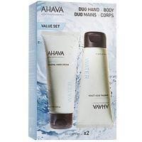 Ahava - Набор Дуэт увлажняющий (руки и ноги) - Kit Duo Water Hand & Foot - 100 ml 2013