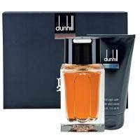 Alfred Dunhill Custom For Men - Набор (Туалетная вода 100 ml + гель для душа 90 ml + после бритья 90 ml)