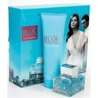 Antonio Banderas Blue Seduction for Women -  Набор (туалетная вода 50 + лосьон - молочко для тела 50)