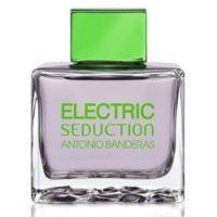 Antonio Banderas Electric Black Seduction Mane - туалетная вода - 100ml TESTER