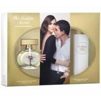 Antonio Banderas Her Golden Secret - Набор (туалетная вода - 50 + дезодорант 150)