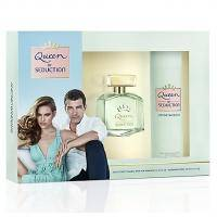Antonio Banderas Queen of Seduction - Набор (туалетная вода 80 ml + дезодорант 150 ml)
