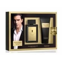 Antonio Banderas The Golden Secret -  Набор (туалетная вода 50 + после бритья 100)