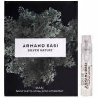 Armand Basi Silver Nature - туалетная вода - пробник (виалка) 1 ml