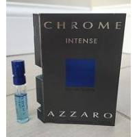 Azzaro Chrome Intense - туалетная вода - пробник (виалка) 1.5 ml