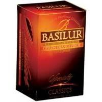 Basilur - Чай черный Избранная классика Цейлонский ОР - в пакетиках - 20шт. х 2g