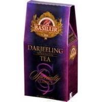 Basilur - Чай черный Избранная классика Дарджилинг - картонная коробка - 100g (4792252920712)