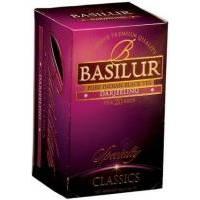 Basilur - Чай черный Избранная классика Дарджилинг - в пакетиках - 20шт. х 2g (4792252000506)