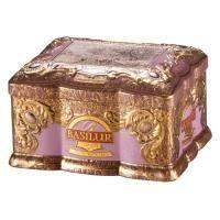 Basilur - Чай черный Ларец Чароит Коллекция Ларец - жестяная банка - 100g (70521-00)