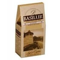 Basilur - Чай черный Лист Цейлона Канди - картонная коробка - 100g (4792252100084)