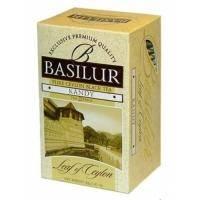 Basilur - Чай черный Лист Цейлона Канди - в пакетиках - 20шт. х 2g (4792252001183)