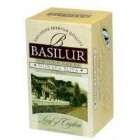 Basilur - Чай черный Лист Цейлона Нувара Элия -  в пакетиках - 20шт. х 2g (4792252001190)