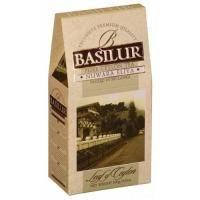 Basilur - Чай черный Лист Цейлона Нувара -  картонная коробка - 100g (4792252100091)