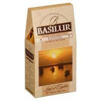 Basilur - Чай черный Лист Цейлона Рухуну - картонная коробка - 100g (4792252100107)