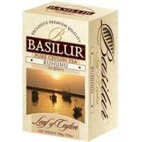 Basilur - Чай черный Лист Цейлона Рухуну - в пакетиках - 20шт. х 2g (4792252001206)