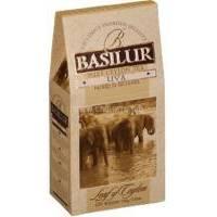 Basilur - Чай черный Лист Цейлона Ува - картонная коробка - 100g (4792252100060)