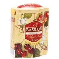 Basilur - Чай черный Magic Fruits Черешня - жестяная банка - 100g (4792252918061)
