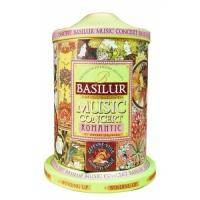Basilur - Чай черный Музыкальная шкатулка Романтика - жестяная банка - 100g (4792252923980)