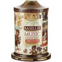 Basilur - Чай черный Музыкальная шкатулка Рождественская - жестяная банка - 100g (4792252001312)