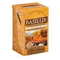 Basilur - Чай черный Осенний Коллекция Четыре сезона - картонная коробка - 20х2g (70391-00)