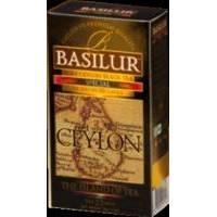 Basilur - Чай черный Остров Цейлон Особый - в пакетиках - 25шт. x 2g (4792252917217)