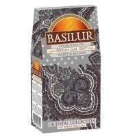Basilur - Чай черный Персидский Граф Грей Коллекция Восточная коллекция - картонная коробка - 100g (71607-00)
