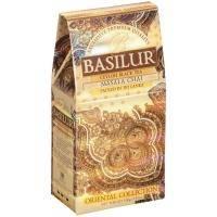 Basilur - Чай черный Восточная коллекция Масала  - картонная коробка - 100g (4792252916524)
