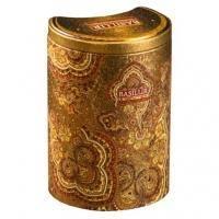 Basilur - Чай черный Восточная коллекция Золотой месяц - жестяная банка - 100g (4792252100565)
