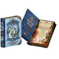 Basilur - Чай черный Зимняя книга Том I - жестяная банка - 100гр (4792252001060)