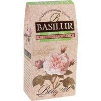 Basilur - Чай зеленый Букет Кремовая фантазия - картонная коробка - 100g (4792252100213)