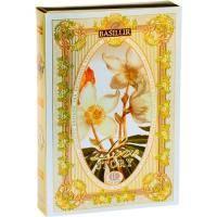 Basilur - Чай зеленый История Любви Том III - картонная коробка - 75g (71251-00)