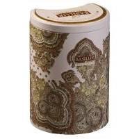Basilur - Чай зеленый Восточная коллекция Белый месяц - жестяная банка - 100g (4792252100534)