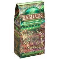 Basilur - Чай зеленый Восточная коллекция Марокканская мята - картонная коробка - 100g (4792252916487)