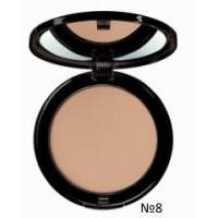 BeYu - Compact Powder Foundation Компактная пудра-основа с маттирующим эффектом № 8 Natural Peach - 9 g