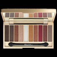 BeYu - Палетка теней для век Glamorous Eyeshadow Clutch №8 Huge Fascination - 10х0.9 g