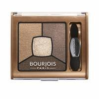 Bourjois - Тени для век Smoky Stories Palette №06 Золотисто-коричневый - 3.2g