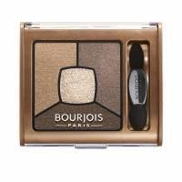 Bourjois - Тени для век Smoky Stories Palette №06 Золотисто-коричневый - 3.2g