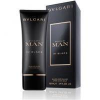 Bvlgari Man In Black - мыло для бритья - 100 ml
