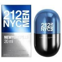 Carolina Herrera 212 Men NYC Pills - парфюмированная вода - 20 ml